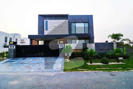 1 Kanal Brand New Mazhar Munir Design Bungalow For Sale In Phase 6 By Syed Brothers