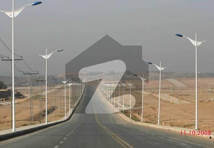 8 Marla Plot Available In Dha Velley Islamabad Sector Bluebell 1st Balloted
