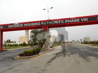 ڈی ایچ اے فیز 8 - بلاک زیڈ 3 ڈی ایچ اے فیز 8 ڈیفنس (ڈی ایچ اے) لاہور میں 10 مرلہ رہائشی پلاٹ 1.3 کروڑ میں برائے فروخت۔