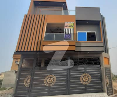 06 Marla Corner House Available For Sale