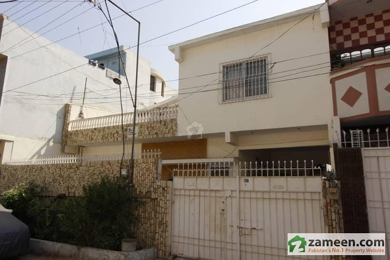 225 Sq Yard House for sale Gulistan-e-Jauhar - Block 17