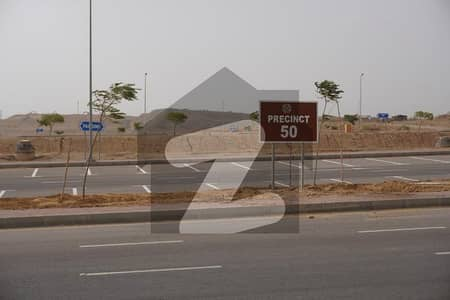 500 Sq Yards Residential Plot Is Available For Sale In Bahria Town Precinct 50