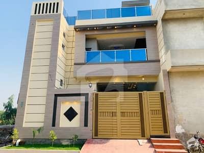 ورسک روڈ پشاور میں 6 کمروں کا 5 مرلہ مکان 2 کروڑ میں برائے فروخت۔