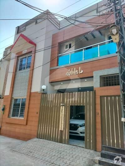 ورسک روڈ پشاور میں 6 کمروں کا 6 مرلہ مکان 2.4 کروڑ میں برائے فروخت۔