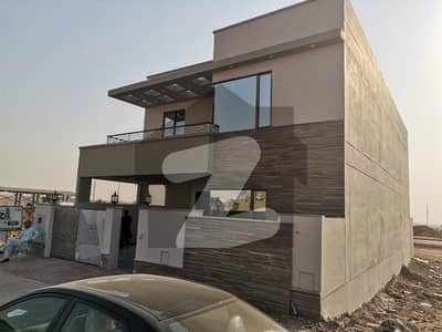 Booking Start Just Eighty Lac Affordable Luxury Villa 250 Square Yard A Plus Construction In Bahria Town Karachi