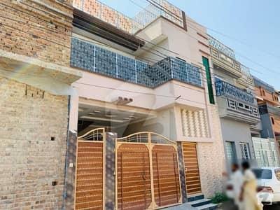 ورسک روڈ پشاور میں 6 کمروں کا 4 مرلہ مکان 1.12 کروڑ میں برائے فروخت۔