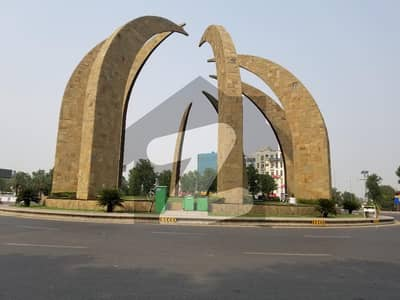 5 Marla Main Boulevard Commercial Well Constructed Plaza Near Talwar Chowk Is For Sale In Sector C Block Bahria Town Lhr