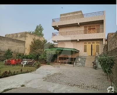 2 Kanal House For Sale In Java Road Burma Town Islamabad