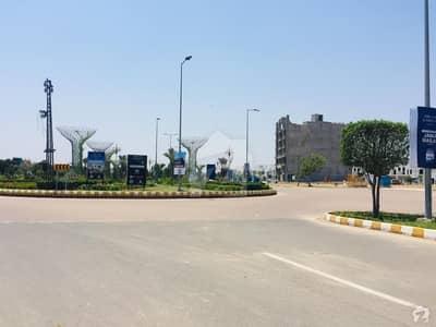 رائل ریزیڈنشیا - بلاک بی رائل ریزیڈینشیا لاہور میں 4 مرلہ رہائشی پلاٹ 40 لاکھ میں برائے فروخت۔