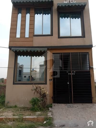 3 Marla Double Storey House For Sale At Palm Villas
