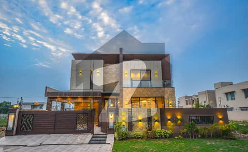 1 Kanal Most Luxurious and Fully Automated Villa for sale in DHA Lahore