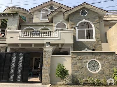 10 Marla House For Sale In Officer Garden