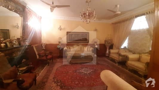 Peshawar Cantt Khalid Lane 3 Kanal Solid Constructed House For Sale
