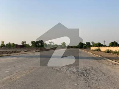10 Marla Residential Plot On 150 Feet Road For Sale At Lda City Phase 1 Block L, At Prime Location.