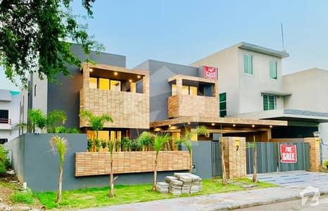 Stunning 1 Kanal Brand New Designer House For Sale Dha Phase 2