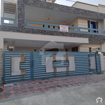 Beautifully Constructed 12 Marla Double Storey House For Sale