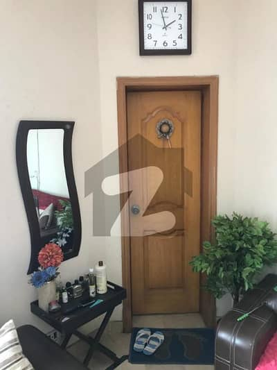 D H A Lahore Fully Furnished 1 Bed Room Of House Available For Rent With 100 Original Pics