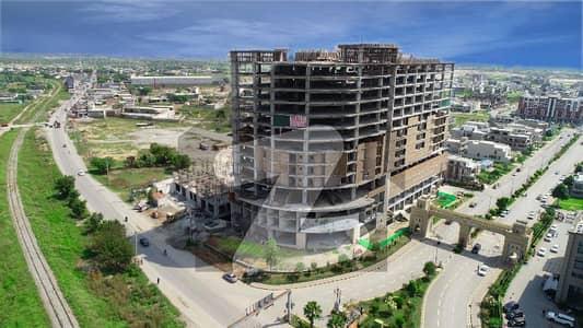 فیصل ٹاؤن - ایف ۔ 18 اسلام آباد میں 1 کمرے کا 2 مرلہ فلیٹ 38.77 لاکھ میں برائے فروخت۔