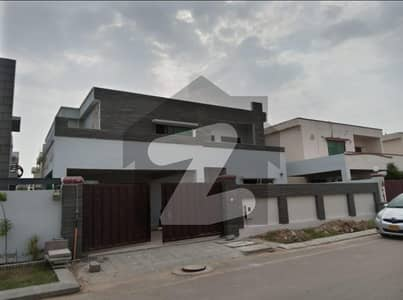 500 Sq Yds Bungalow at AFOHS Falcon Complex Faisal Beside City School PAF Chapter