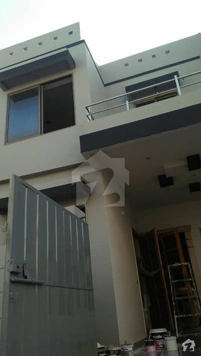 5 Marla Double Storey Home For Sale At Canal Road