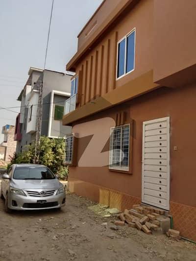 5 Marla Corner Fresh Double Storey House For Sale