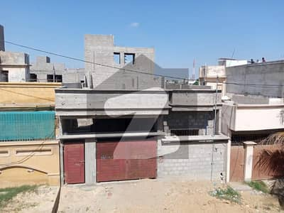 200 Sqy Leased House Ahsanabad Sector 2 For Sale.