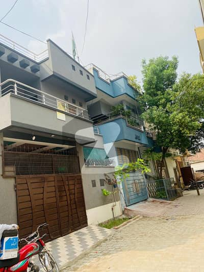 5 Marla Double Storey House For Rent Only 35k