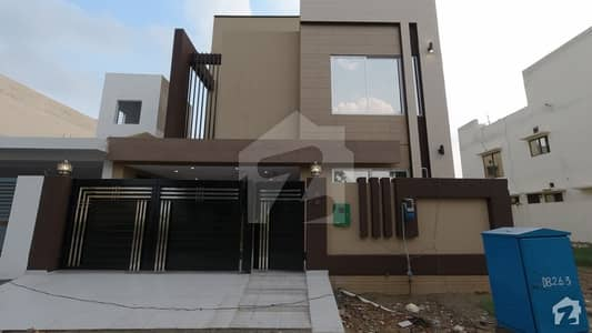 Brand New 08 Marla Furnished House for sale on ideal location In Bahria Nasheman Lahore