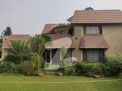 2 KANAL FULLY BASMENT MODERN BUNGALOW WITH ONE KANAL LAWN AND ONE KANAL BUNGALOW FOR SALE IN PHASE 2 by syed brothers