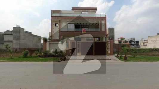 10 Marla Brand New Double Storey House Is Available For Sale In Al Rehman Garden Phase 2 Lahore