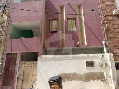 720 Square Feet House Up For Sale In Qayyumabad - D Area