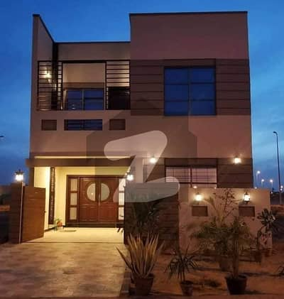 125 Sq. Yards, 3 Bedrooms Modern Style Luxurious Ali Block Villa Is Available On Rent.