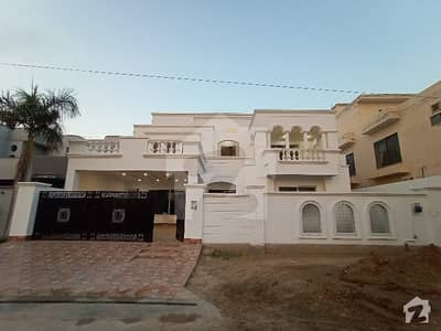 1 Kanal Spanish Beautiful House For Sale in Wapda Town Phase 1 Hot location