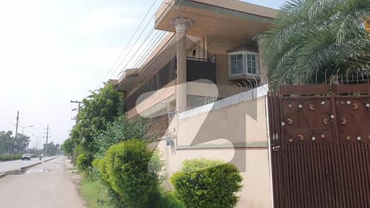 Hayatabad Phase 2 Sector H-3 10 Marla House For Rent