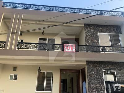 12 Marla Double Storey House Corner For Sale