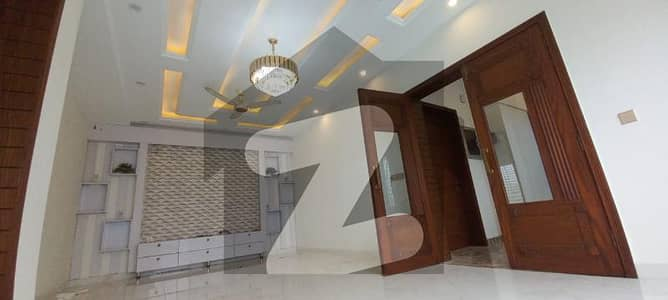 9 Marla Brand New House In Eden City On Prime Location Near To Market