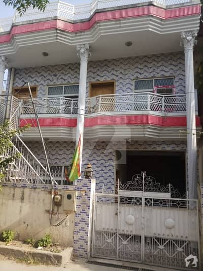 Size 25x60 Double Storey For Sale Ideal Location Available In I-10-2
