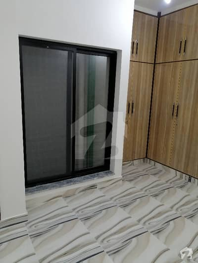4 Marla First Floor Flat Available For Rent