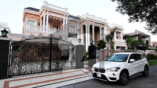 2 Kanal Fully Furnished Classical Villa For Sale In Phase 5