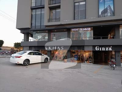 1 Bed Flat For Sale In J7 Mall In D-17 Islamabad