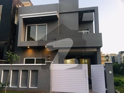 5 Marla Brand New House For Sale In The Best Locality Of DHA Defence Phase 2 Islamabad