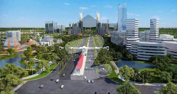 Executive 7 Marla Plot File 3.5 Installment Plan For Sale Lahore Smart City