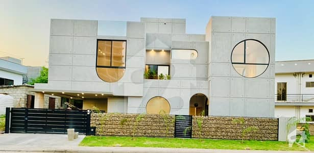 Luxurious 10 Marla Brand New Designer House For Sale Dha 2