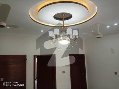 11 Marla House With Large Bed For Rent In Gulmohar Block At Hot Location In Sector C Bahria Town Lahore
