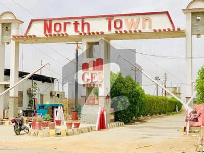 L - 3220 - 3221 Gold Extension North Town Residency Phase - 01  Surjani