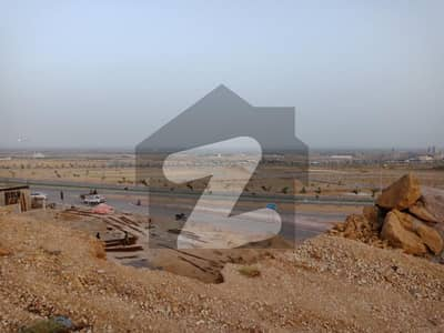 Park Face Corner 500 Yards Plot In Bahria Golf. Precinct 20.