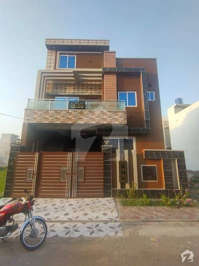 5 Marla Brand New House For Sale In Al Rehman Phase 2 - Block A