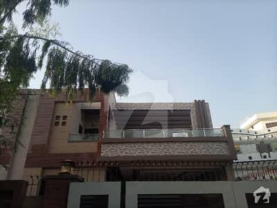 1 Kanal Brand New House 5 Bed Tile Flooring For Office & Family