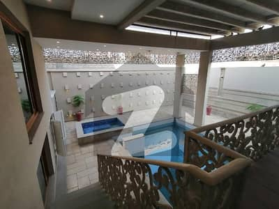 An Architect Designed Brand New Bungalow Available For Rent In Phase 6