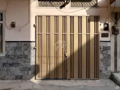 5.5 Marla House For Sale In Zaryab Colony Faqirabad Peshawar